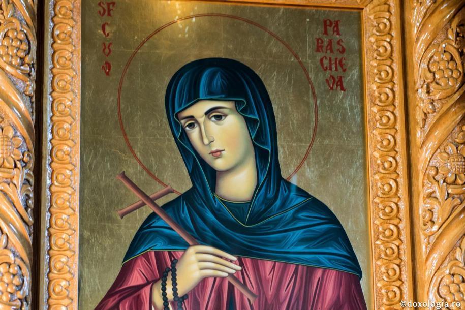 Sf Parascheva  Cuvioasa Parascheva