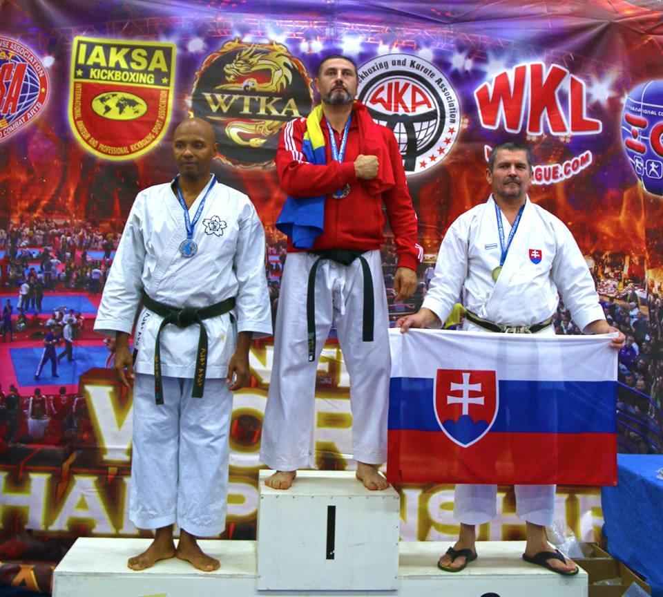 Vasile Lupasc campion mondial