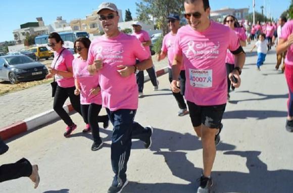 Ministrul tunisian al sănătății a murit după ce a alergat la un maraton pentru combaterea cancerului