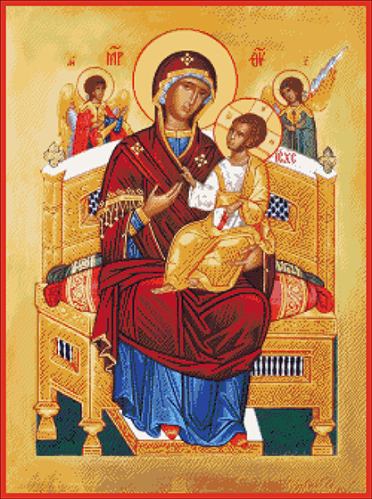 Rugăciune către Maica Domnului pentru vindecarea de boli