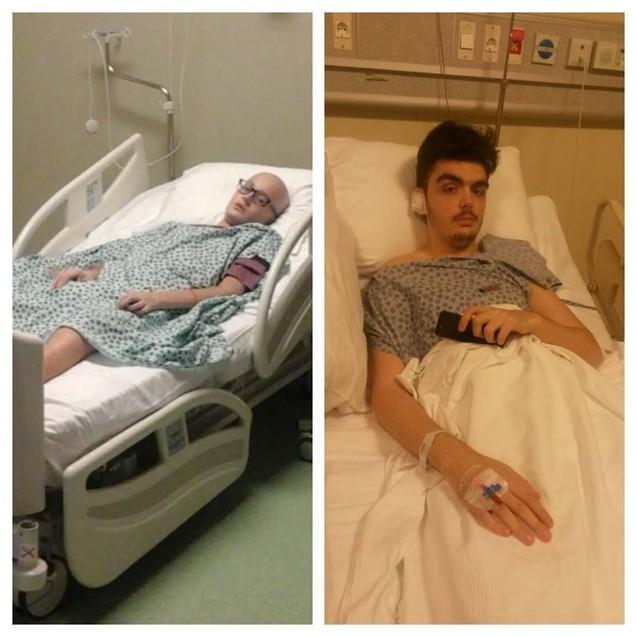 Salvați-i pe Alexandru și Andrei! Apel disperat al unui fost sportiv de performanță ai cărui copii sunt grav bolnavi