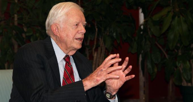 Fostul presedinte al Americii este grav bolnav. Jimmy Carter sufera de cancer la ficat