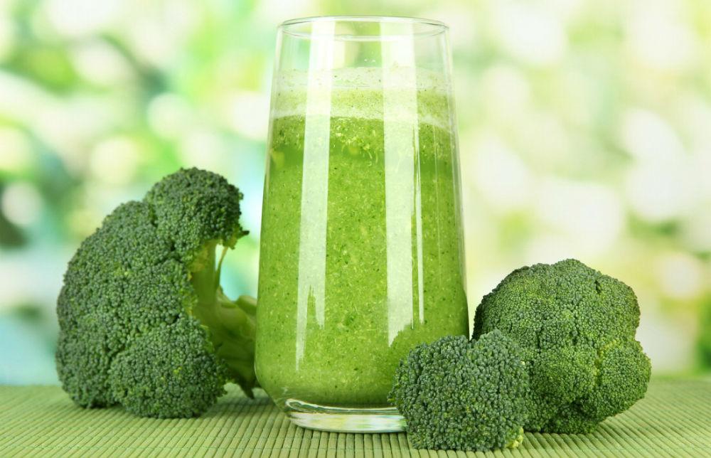 Retete cu suc de broccoli pentru a preveni cancerul