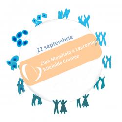 Uniți, dar unici!, tema campaniei din 2013, dedicată bolnavilor de LMC