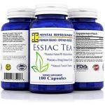 Ceai Essiac Tea, 180 capsule x 900 mg