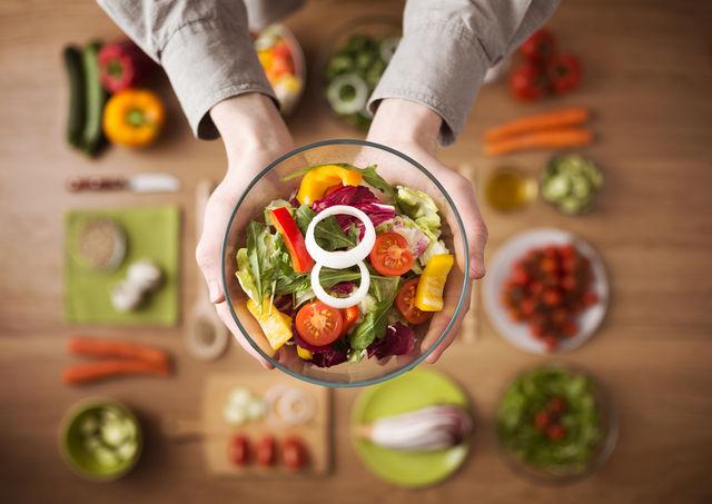 Legătura dintre cancerul de piele şi dieta vegetariană