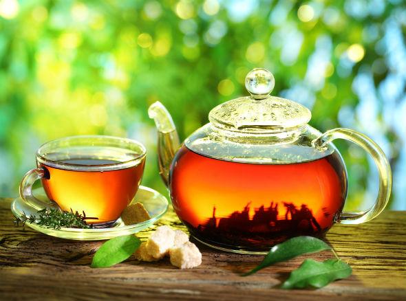 M-am vindecat cu ceai de spanz