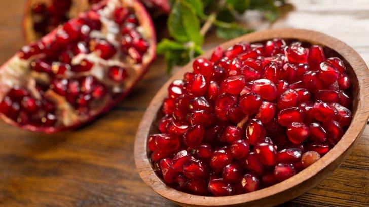 RODII = fructe ce previn cancerul şi ne menţin tineri
